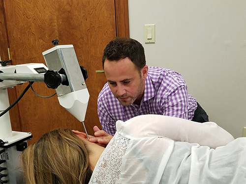 Corrective Care at the Head and Spine Pain Center Trappe PA chiropractor